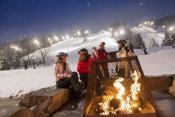 Skiing Québec with Kids from Green Circles to Black Diamonds