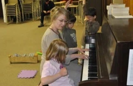 Music Classes in Manotick For Children Aged 2-7 For All Kinds Of Children