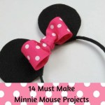 14 Must Make Minnie Mouse Projects