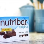 Nutrition On The Go With Nutribar Meal Replacement Bars ~ Giveaway CAN 05/15