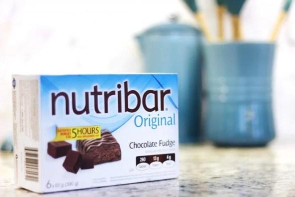 Nutrition On The Go With Nutribar