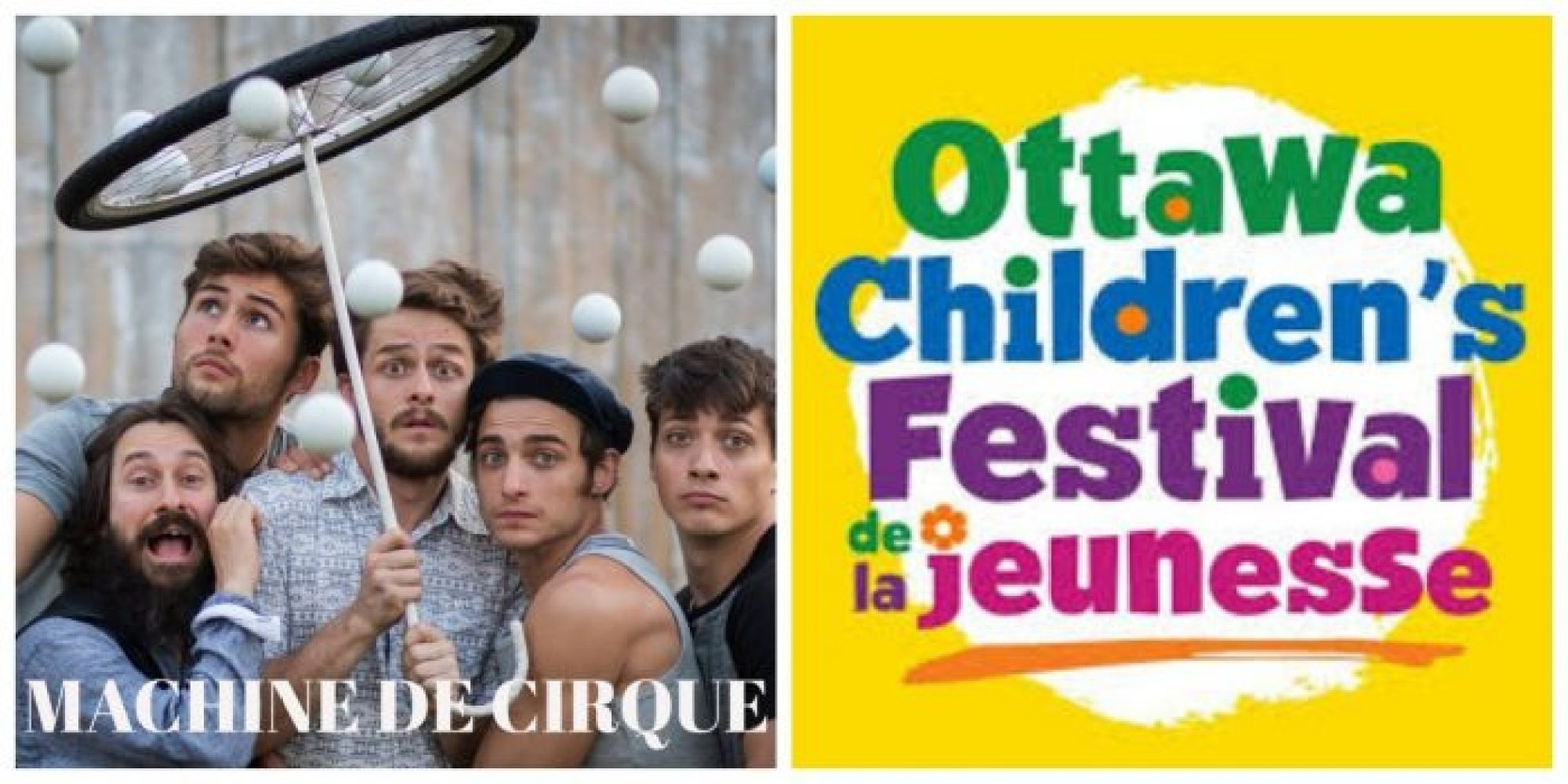 Machine De Cirque - Ottawa Children's Festival