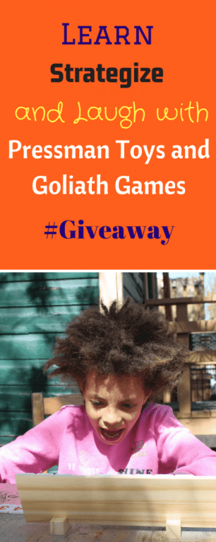 Learn, Strategize, and Laugh with Pressman Toys and Goliath Games
