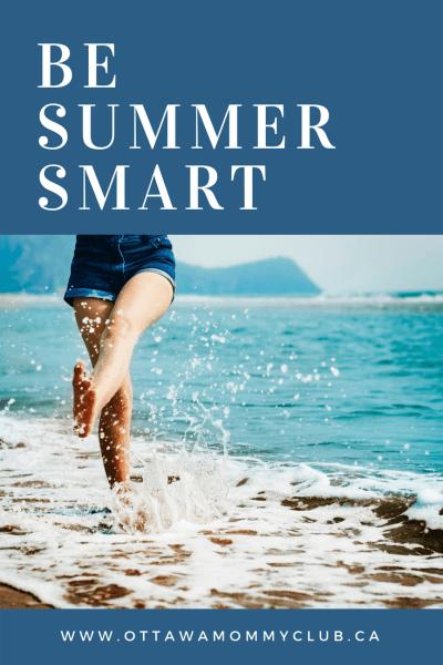 Be Summer Smart