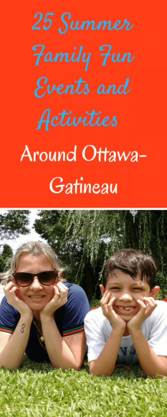 25 Summer Family Fun Events and Activities in Ottawa-Gatineau
