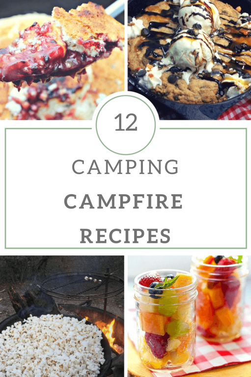 Campfire Camping Recipes