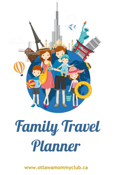 Family Travel Planner