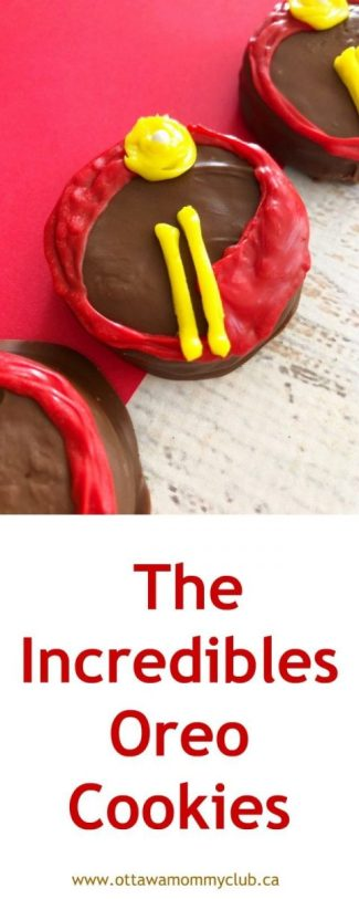 The Incredibles Oreo Cookies Recipe