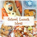20 School Lunch Ideas