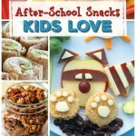 55 After-School Snacks Kids Love