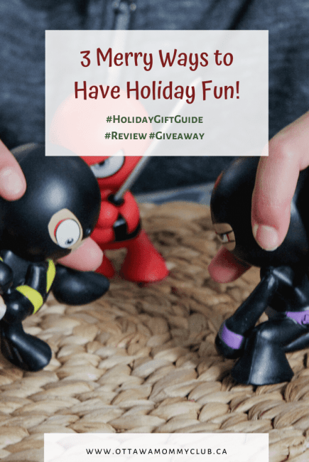 3 Merry Ways to Have Fun During the Holidays