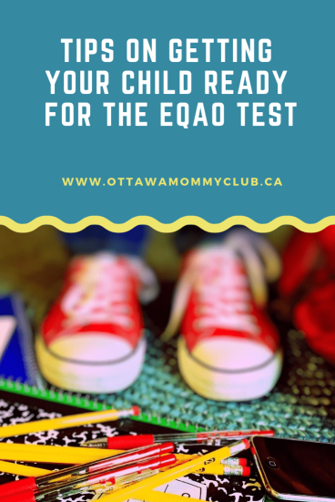 Tips on Getting Your Child Ready For the EQAO Test