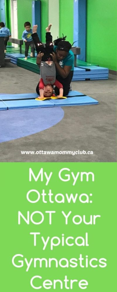 My Gym Ottawa: NOT Your Typical Gymnastics Centre