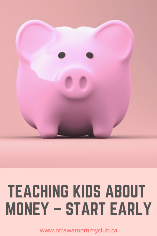Teaching Kids About Money – Start Early