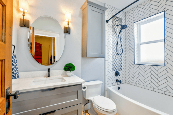 How to Spring Clean the Bathroom