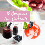 15 Gorgeous Gin Cocktails
