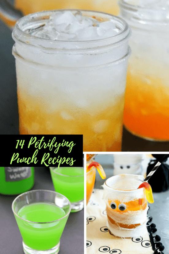 14 Petrifying Punch Recipes