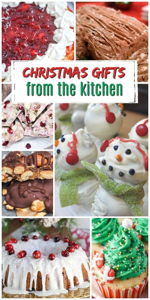 Christmas Gifts from the Kitchen