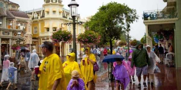 What to Do at Disney When It Rains