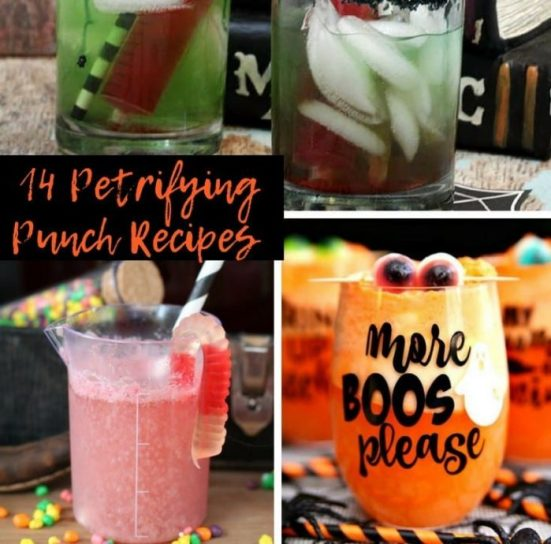 What about pertrifying punch drinks?