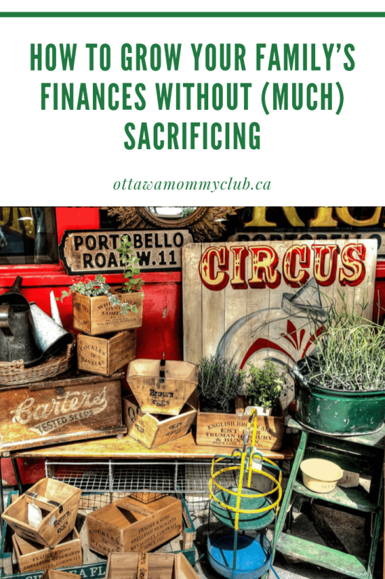 How to Grow Your Family's Finances Without (Much) Sacrificing