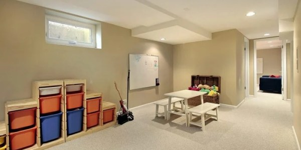 4 Reasons Why You Want to Convert the Basement into a Family Game Room