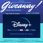 Disney + One Year Subscription Giveaway ~ CAN/US 04/30