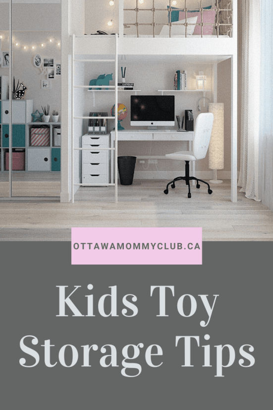 Kids Toy Storage Tips