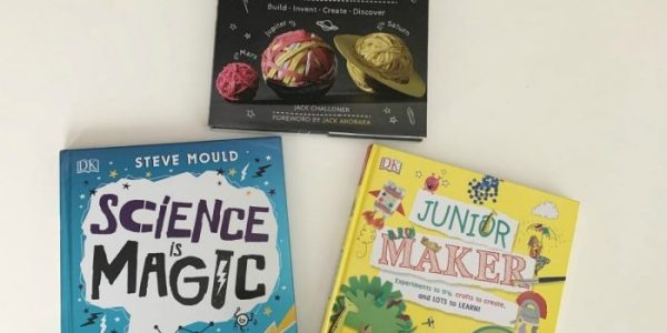 Discovering Maker March with DK Canada Books  #Review #Giveaway ~ CAN 04/30