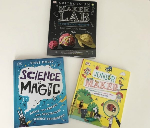 Discovering Maker March with DK Canada Books