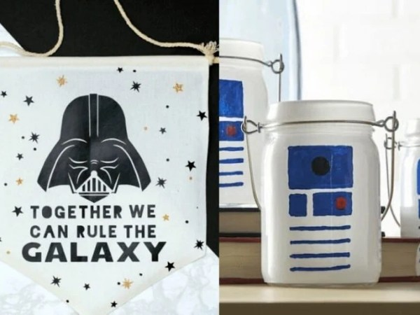 15+ Out Of This World Star Wars Crafts For Kids