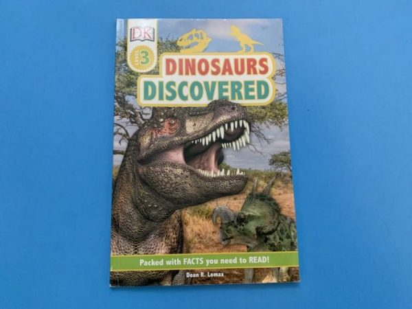 Cover of Dinosaurs Discovered