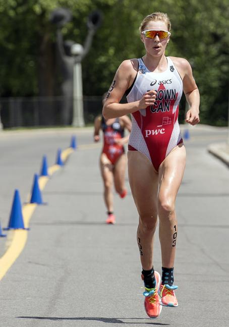 2016 Canadian Triathlon Championships and Ottawa CAMTRI American Cup