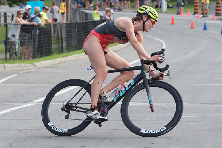 June 18th, 2017. Team Canada athletes competed in the CAMTRI Sprint Triathlon using the elimination format for a CAMTRI Premium America's Cup at Dow's Lake in Ottawa, Ontario, Canada. Mandatory credit: Marc DesRosiers/ Front Page News