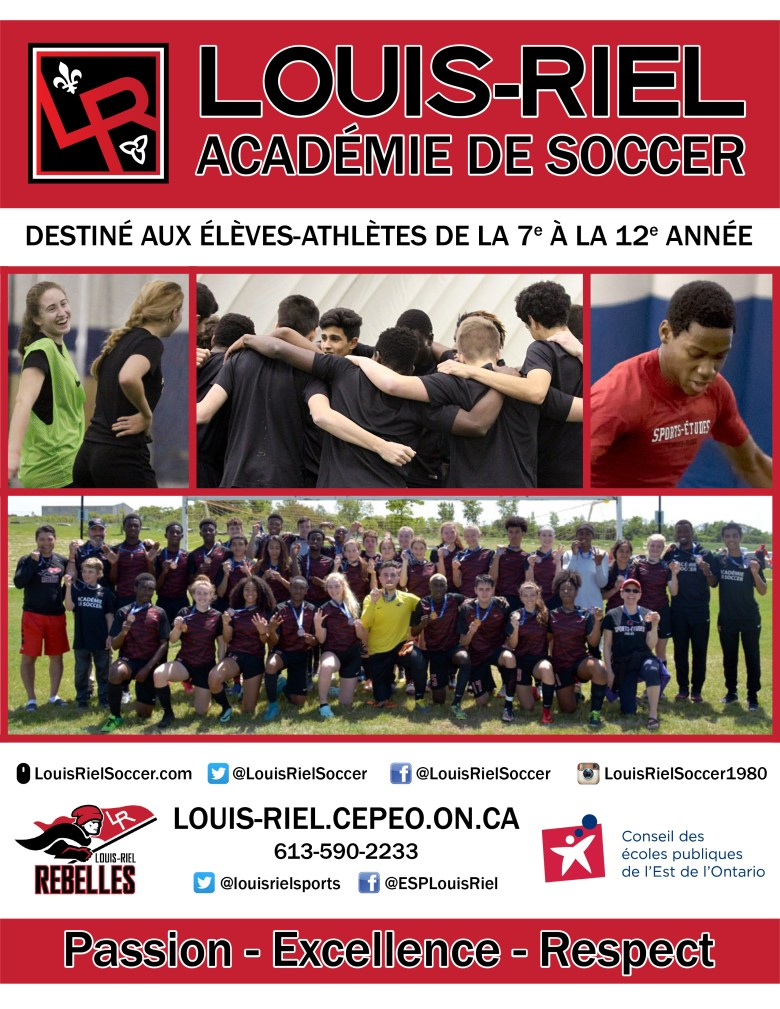 Soccer page couverture