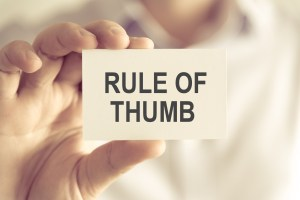 Dental Practice Valuation Rule of Thumb