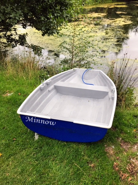 7' Pram Dinghy Pond/ Lake Rowing Boat (£355.00) - Otter Boats