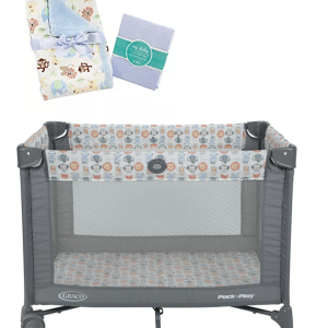 Pack n Play for Rent (Includes bedding)