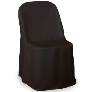 Black Chair Cover