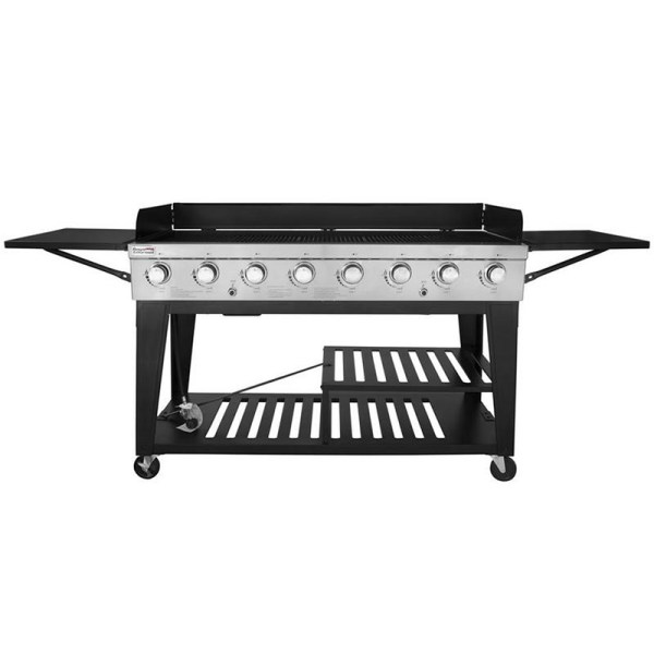 8 Burner BBQ Grill