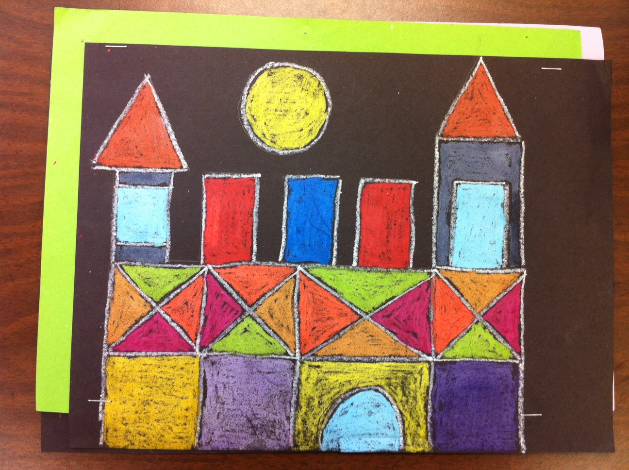 2nd Grade Geometric Shape Lesson Plan