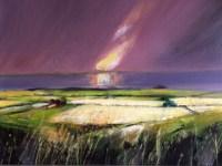 Bright Light Oil on Canvas 46cm x 36cm
