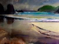 Dalbeg Lewis Oil on Canvas 60cm x 50cm