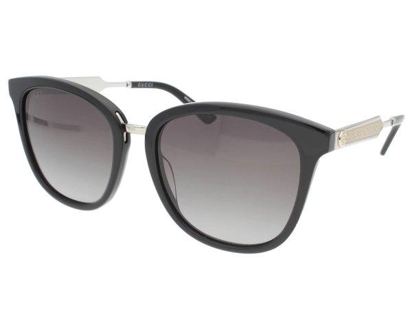 gucci occhiali da sole GG 0073S 001