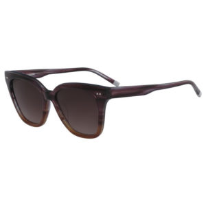 Calvin Klein CK4359S 505 STRIPED PURPLE BROWN