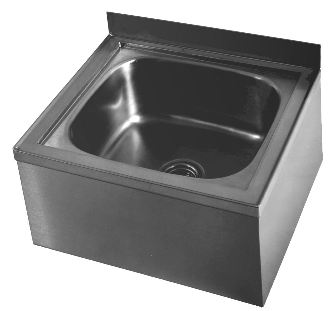 mop sink storage cabinet