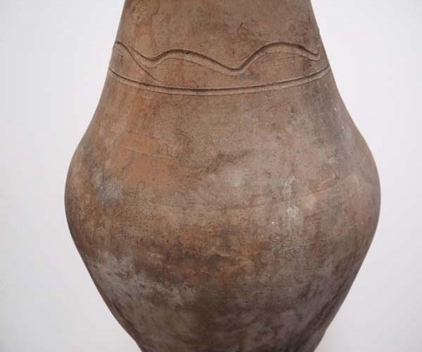 19th Century Ottoman Terracotta pot
