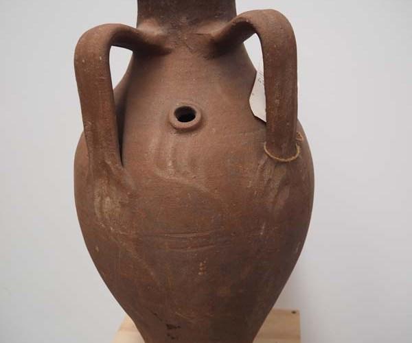 Ottoman Terracotta pot from Anatolia
