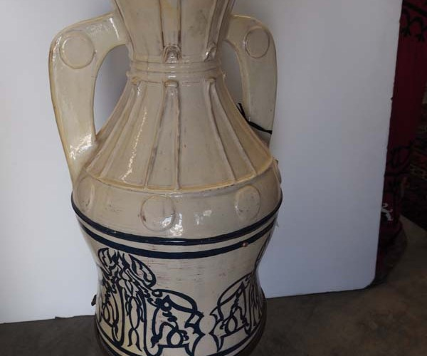 Art Nouveau Period Turkish Vase, C.1910