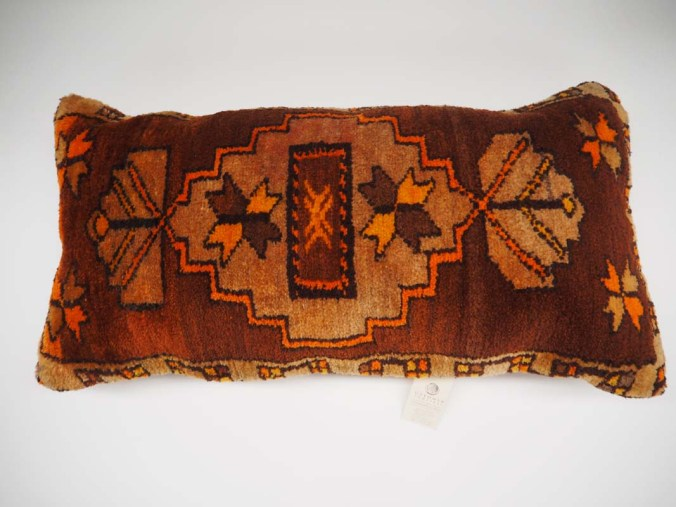 Antique Rug Cushion